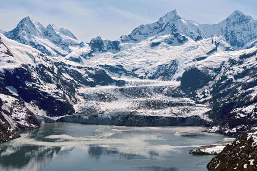 Research has found that over the last 30 years landslides in Alaska's Glacier Bay correspond with the warmest years.