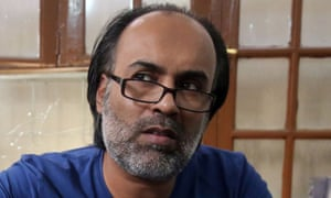 Ahmed Saadawi.