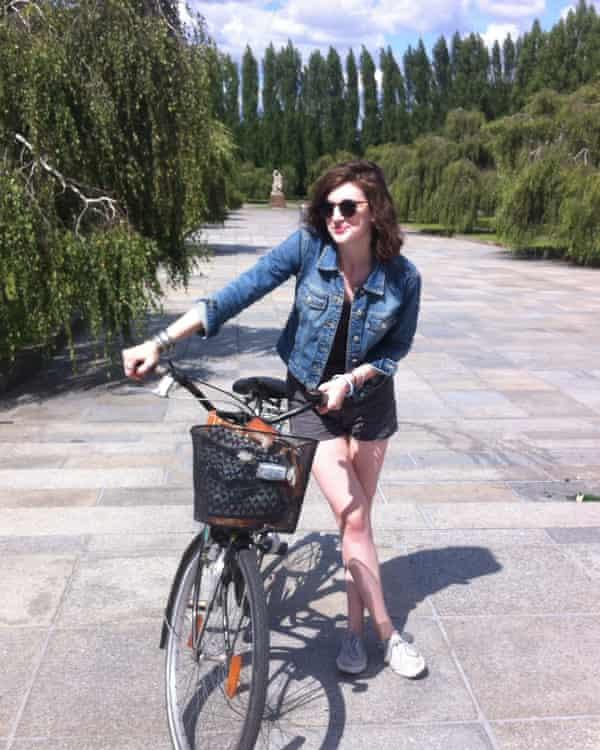 Lauren Oyler in Berlin