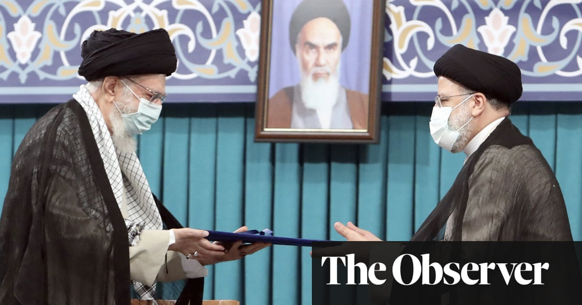 The Observer view on what Iran's new president means for the Middle East