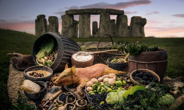 theguardian.com - Steven Morris - Stonehenge builders feasted on animals brought from Scotland, study shows