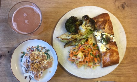 How far can a £1.50 veg box go? Here's how I made a meal for four – with cabbage to spare
