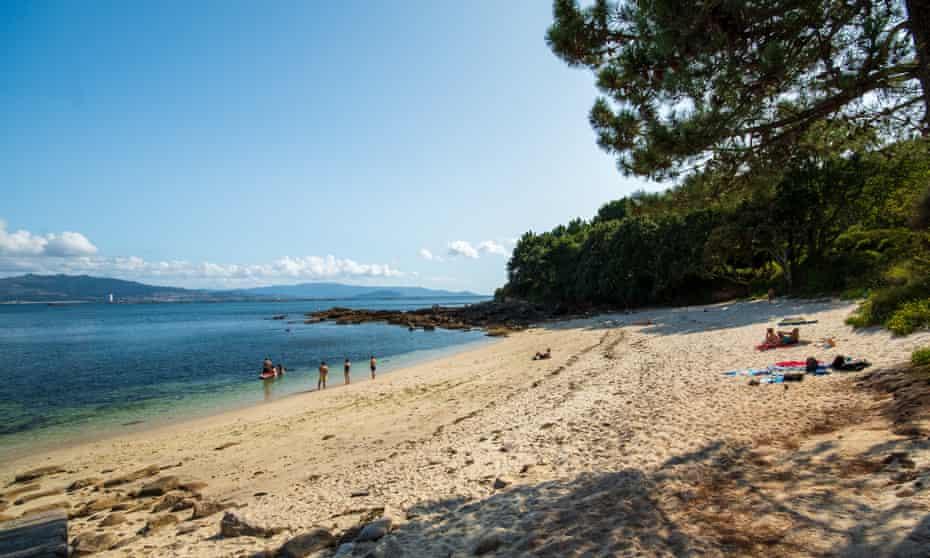 Playa temprana