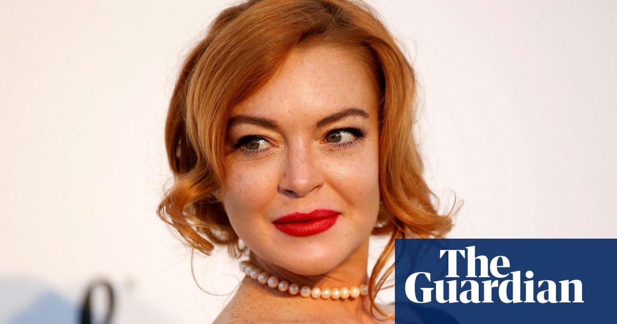 Lindsay Lohan is back – as Netflix signs her for Christmas romcom