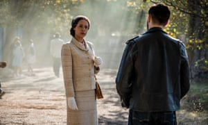Vinette Robinson as Rosa Parks