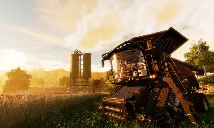 Meet the real-life farmers who play Farming Simulator