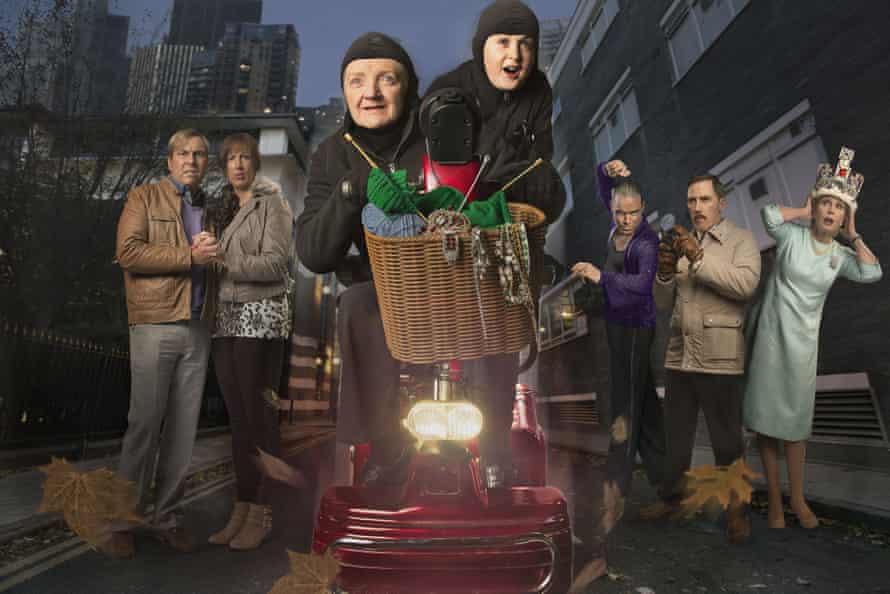 The BBC's adaptation of Gangsta Granny