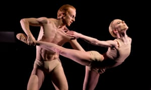 A scene from Wayne McGregor's Carbon Life, returning to The Royal Ballet.