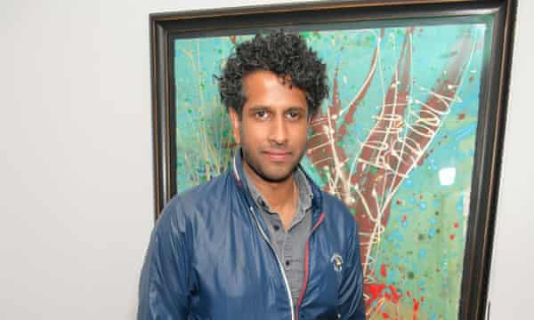 Prasanna Puwanarajah is one of several actors who are backing the emergency fund for theatre workers.