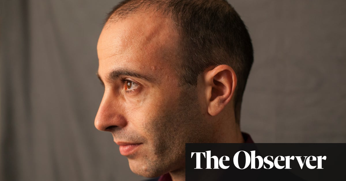 4fdddbf3b Yuval Noah Harari: 'The idea of free information is extremely dangerous'