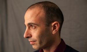 'My husband Itzik is my Internet-of-all-Things': Yuval Noah Harari.