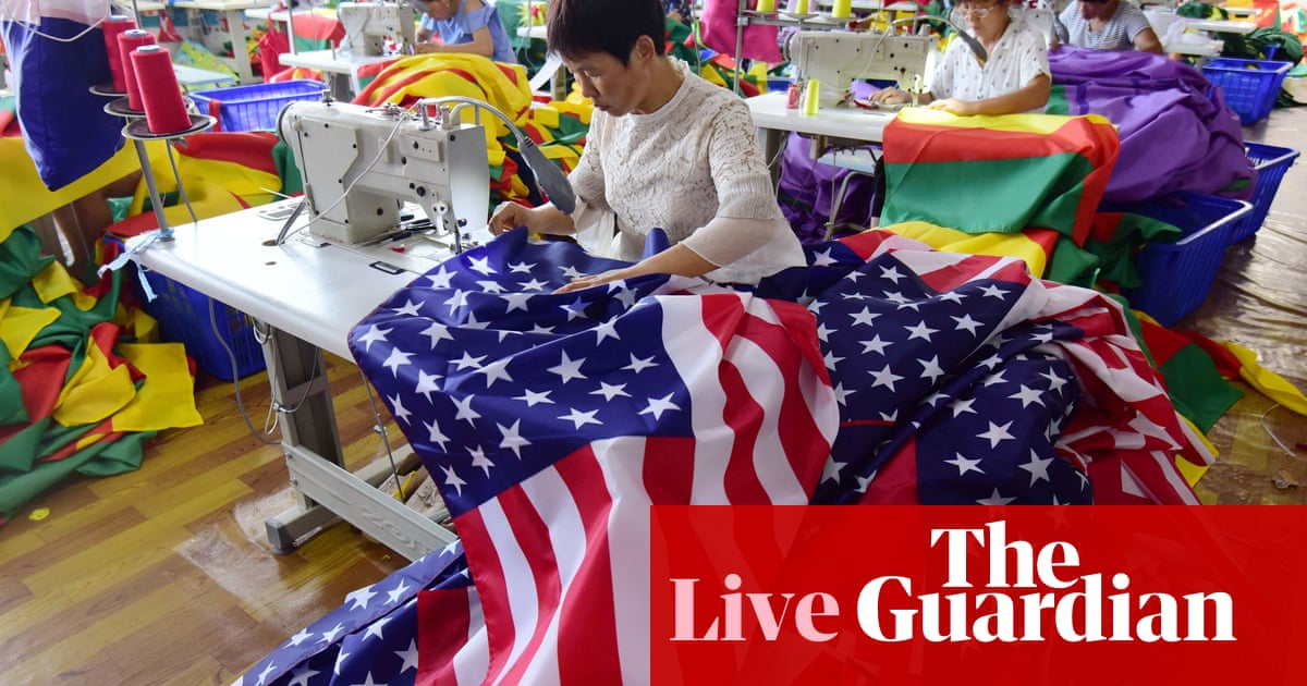 Global markets shrug off trade war fears - business live | Business | The Guardian
