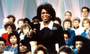 Oprah Winfrey: 'Everyone saw Oprah's success as evidence that anything is possible if you work hard enough'