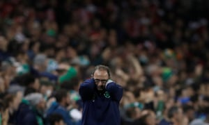 Martin O'Neill makes the changes.