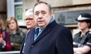 Alex Salmond was cleared of charges of attempted rape, intent to rape, sexual assault and indecent assault.