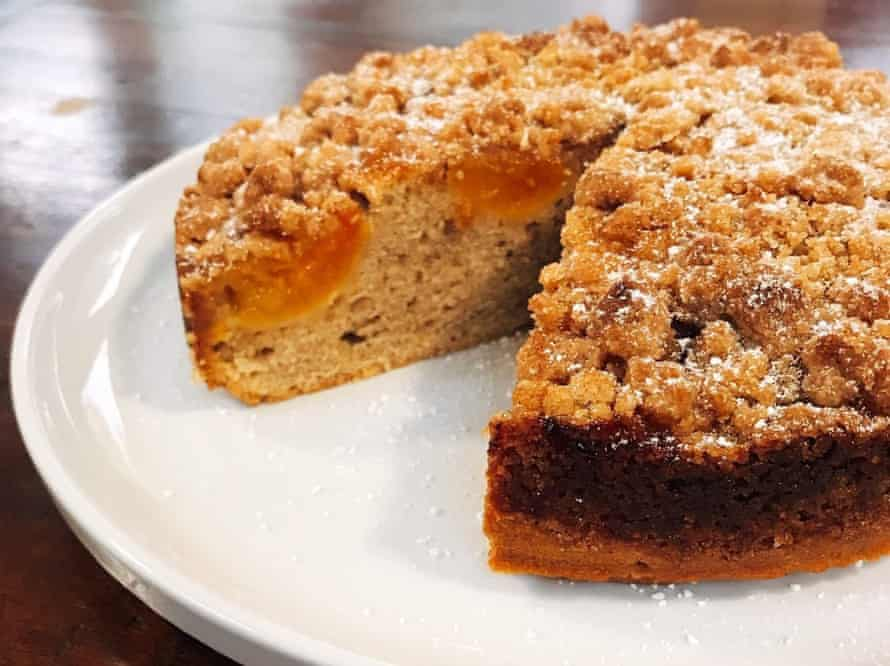 Apricot Crumble by Shannon Martinez