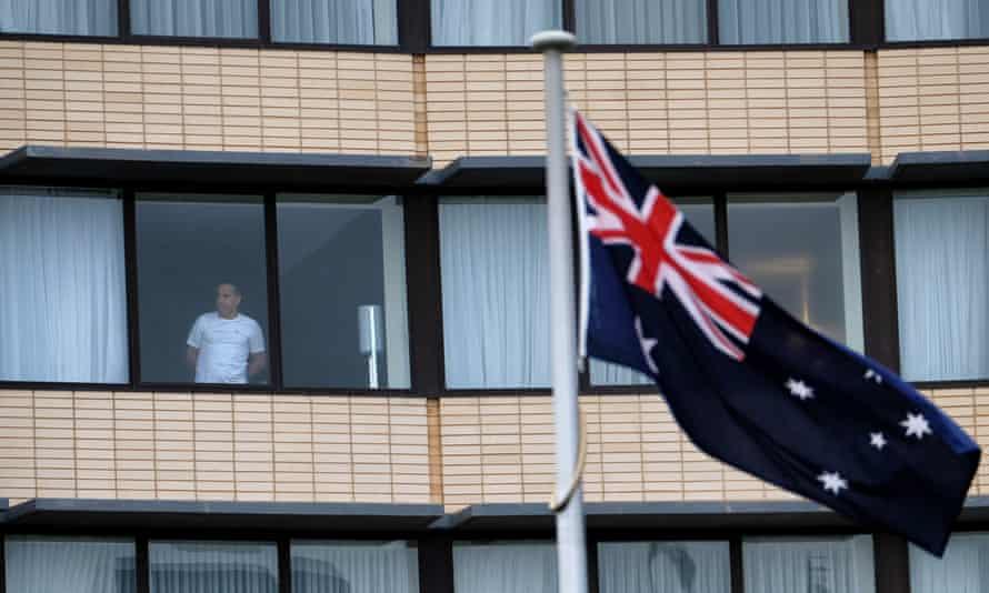 Hotel quarantine Victoria