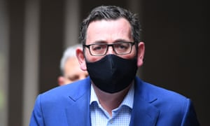 Victorian premier Daniel Andrews announced on Monday morning that the state had recorded 532 new cases of coronavirus – the highest number in a 24-hour period since the start of the pandemic.