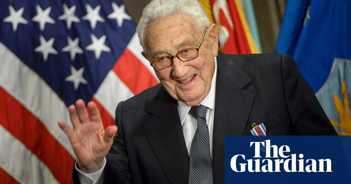 US-China doomsday threat ramped up by hi-tech advances, says Kissinger