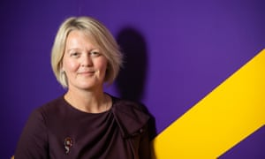 New RBS boss Alison Rose, one of only six CEOs in FTSE 100 firms.