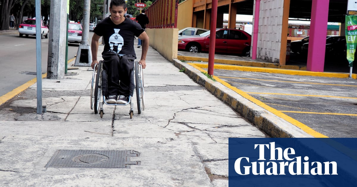 Disability Services Remain In Peril >> Mexico City From A Wheelchair There S No Second Chance On These