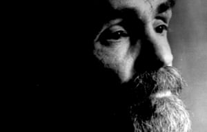 Charles Manson in 1989.