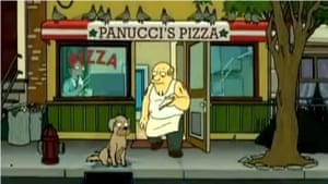 One of the saddest TV moments of all time? Fry's dog Seymour waits for his owner... and waits...