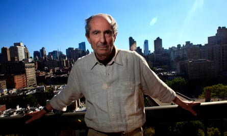 Philip Roth, pictured in New York in 2010.