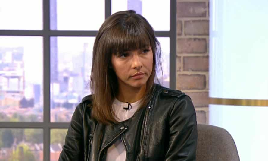 Roxanne Pallett, in her first interview since leaving Celebrity Big Brother, on Channel 5's Jeremy Vine show.