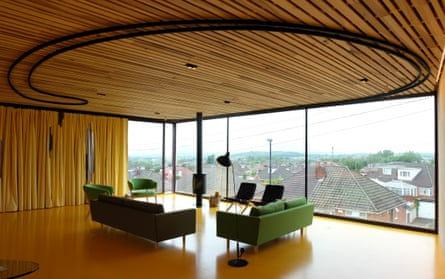 Maggie's cancer centre in Oldham, by dRMM