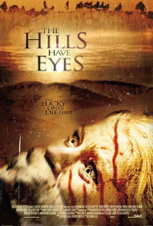 A remake of The Hills Have Eyes, released in 2006, for which Craven was the producer.