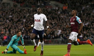 Tottenham Hotspur playing West Ham this month