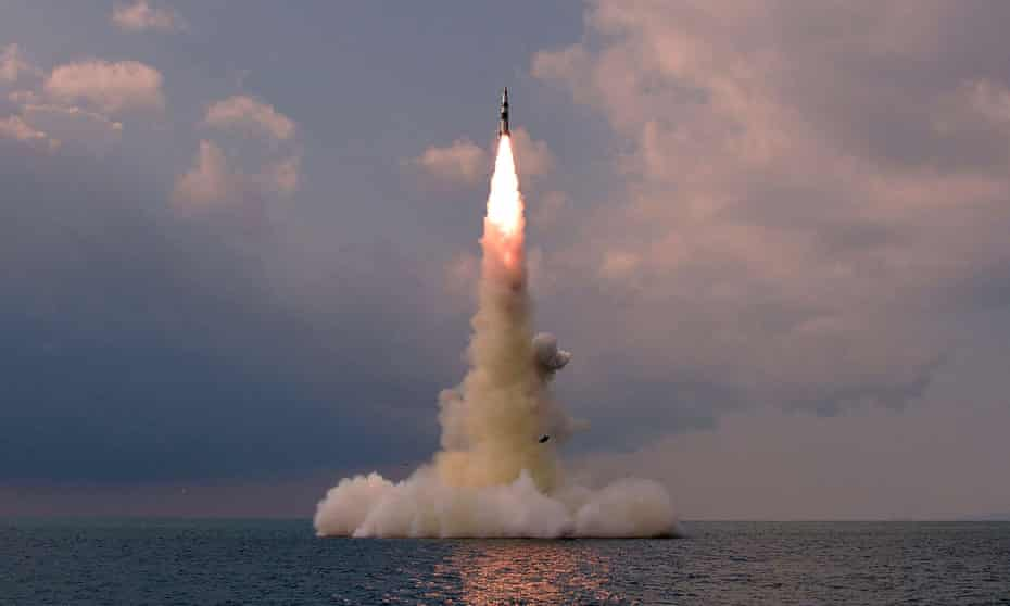 North Korea Confirms Missile Launch From Submarine