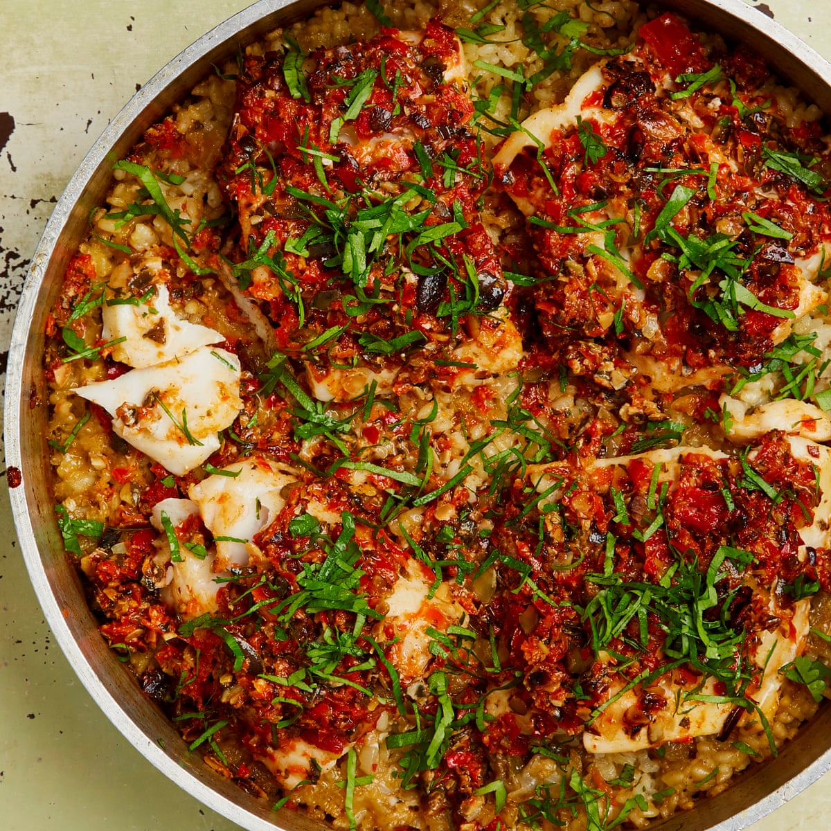 Yotam Ottolenghi S Fish Recipes Food The Guardian