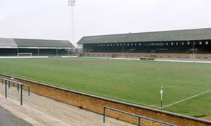 London Road, Peterborough United's stadium