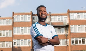 Nines: 'I could have been chilling on a beach, but I'm hanging on the estate every day, top of the charts, and look, I ended up getting stabbed.'