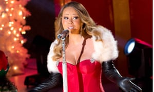 Mariah Carey, purveyor of perfect Christmas songs.