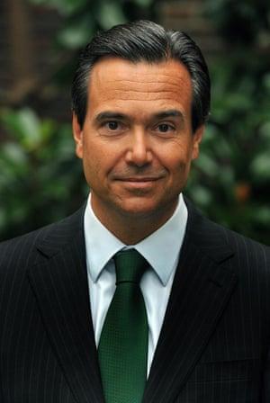 Antonio Horta-Osorio.