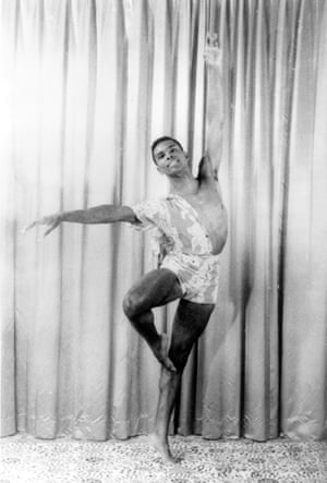 Mitchell became the first African American principal dancer with the New York City Ballet in 1956