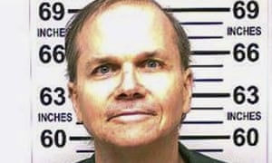 Mark David Chapman in a January 2018 prison mugshot.