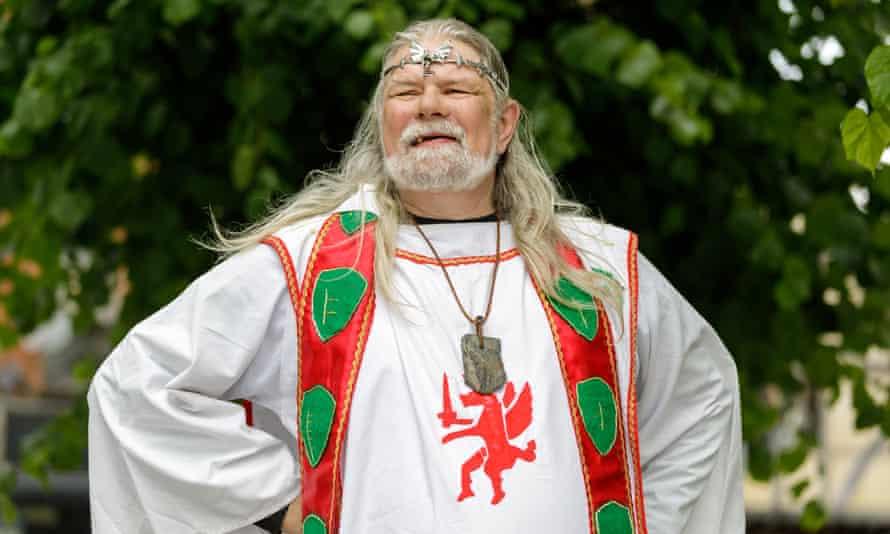 Druid Arthur Pendragon