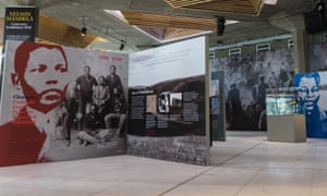 Inspiration … the Centenary Exhibition at the Southbank Centre.