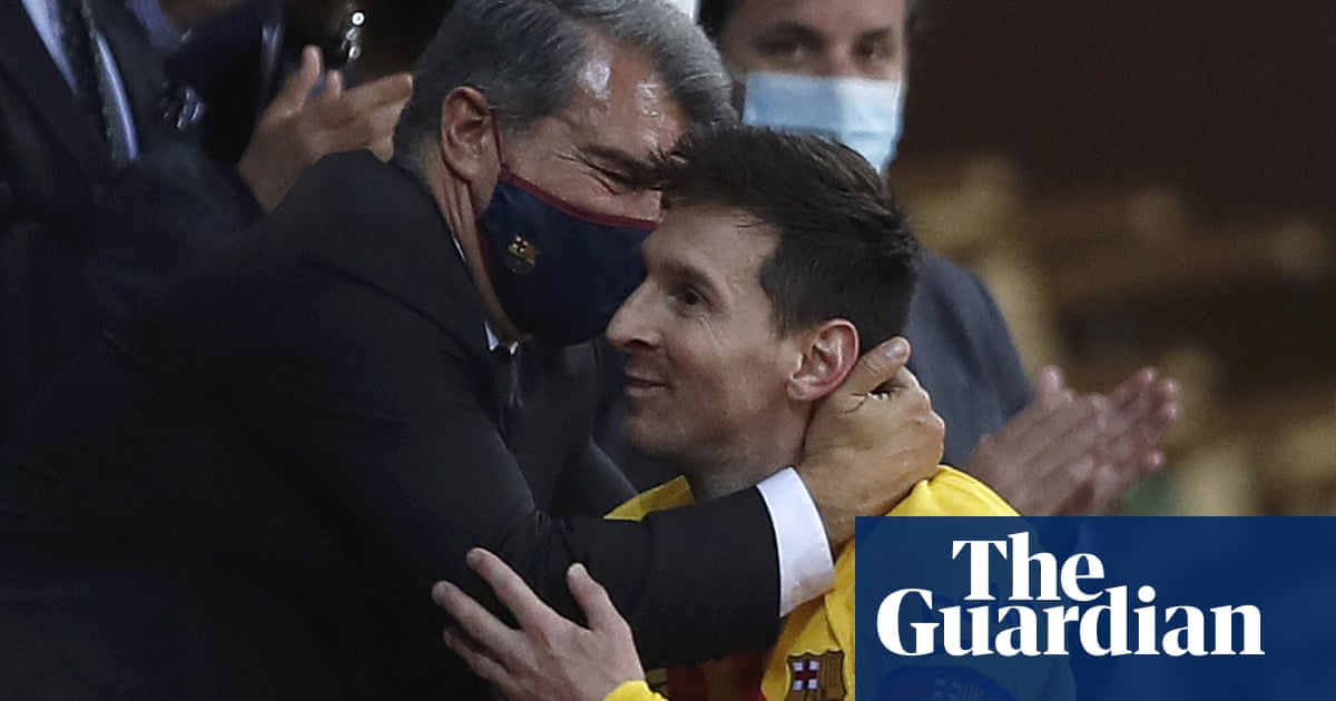 Barça president expresses hope over Messi and draws ire of Koeman's agents