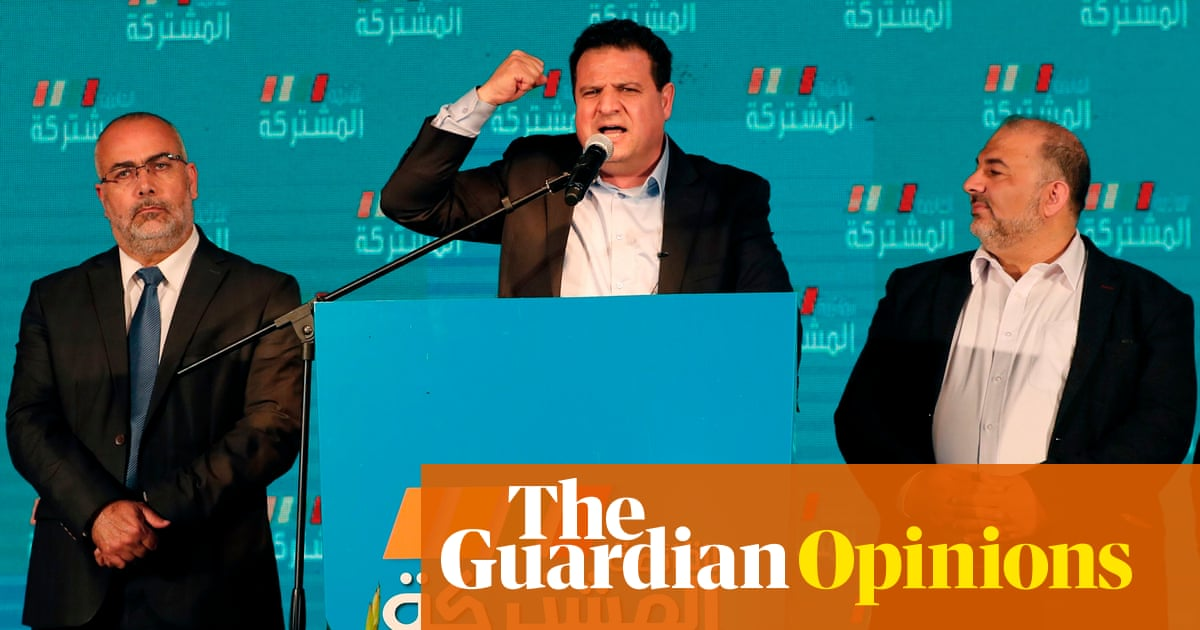 Palestinian voters are the new power brokers in Israel, much to Netanyahu's chagrin | Yair Wallach