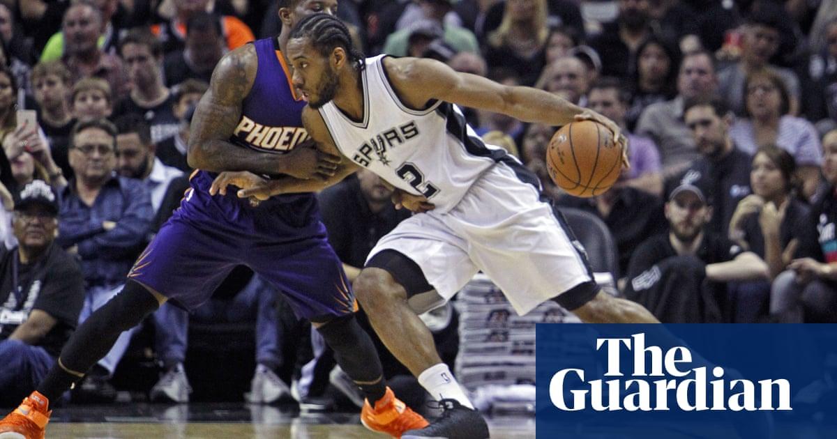 c87ffc0c9 Spurs star Kawhi Leonard reportedly eyeing splashy move to Lakers ...