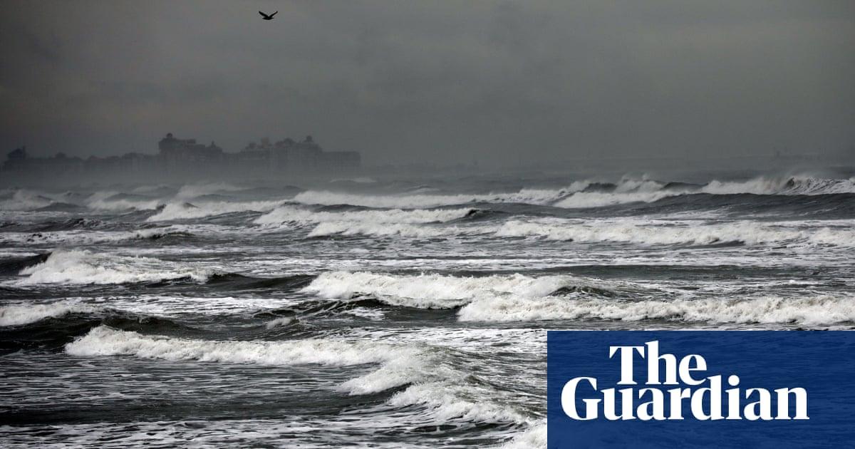 Ana becomes first storm of the Atlantic hurricane season