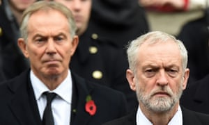 Tony Blair doesn't understand the appeal of Jeremy Corbyn.