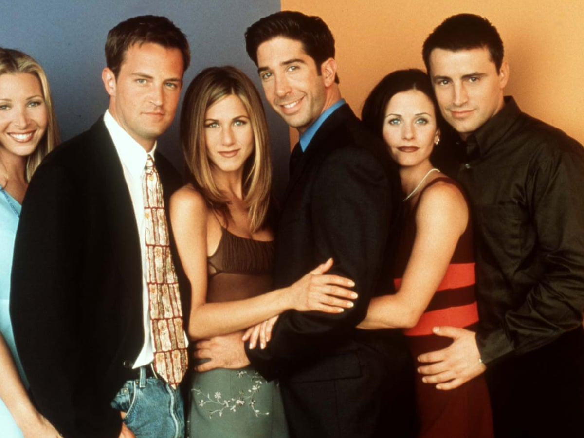 Could Matthew Perry Be More Wary Of A Friends Reunion Celebrity The Guardian