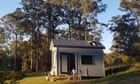 Tiny house holiday: can a family of four fit in a 15-square-metre space?