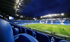 The Etihad Stadium